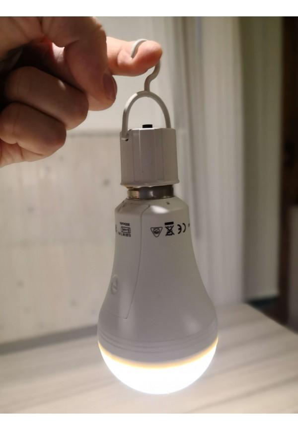 Sengled Everbright-varnostna, zasilna Led žarnica + nastavek za uporabo zunaj v kampih, na prostem
